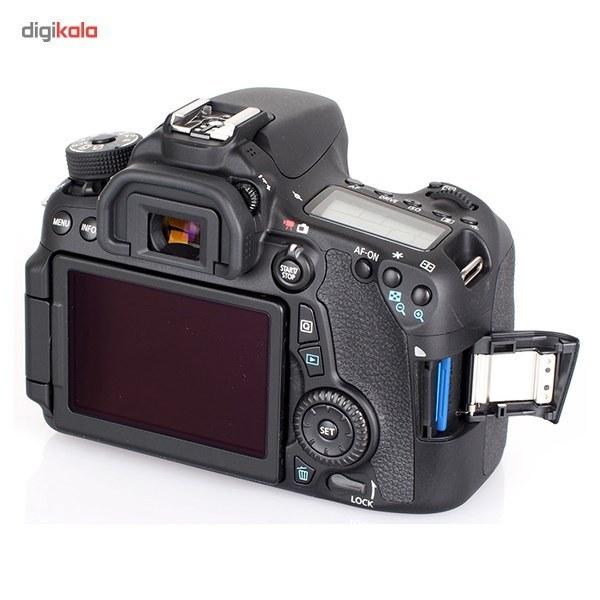 img دوربین دیجیتال کانن مدل EOS 70D بدون لنز Canon EOS 70D Digital Camera Body Only