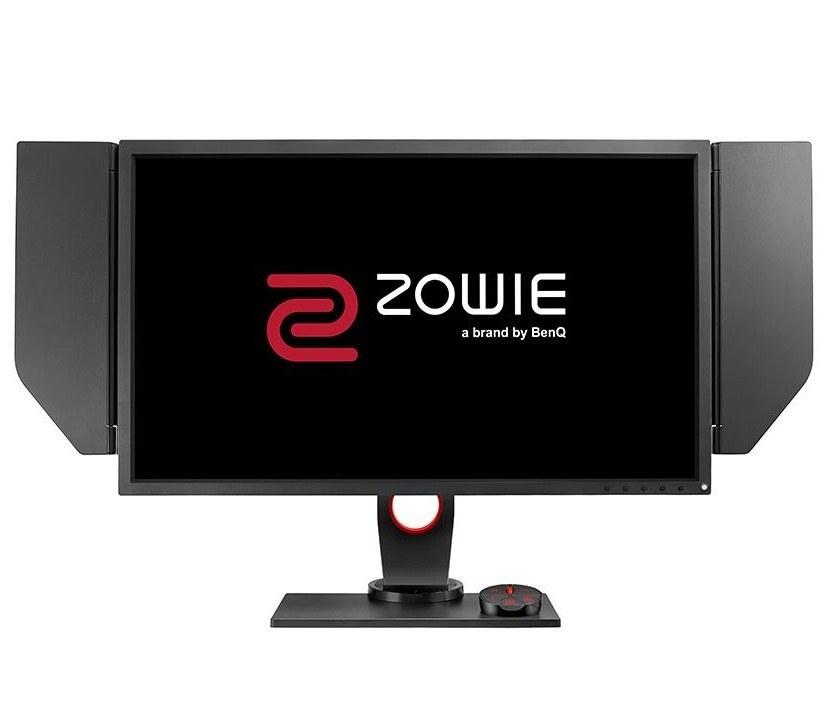 تصویر مانیتور 27 اینچ بنکیو ZOWIE XL2740 BENQ ZOWIE XL2740 27 inch 240Hz 1ms e-Sports Monitor