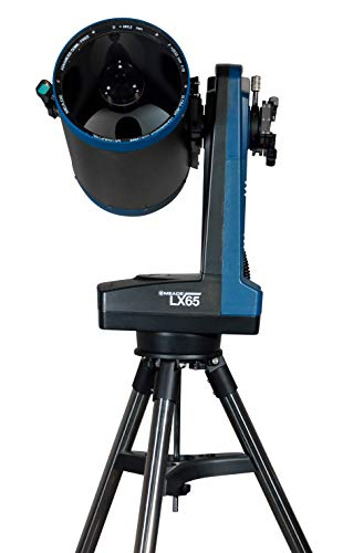 عکس Meade Instruments 228004 Lx65 8 Inch ACF Telescope with AudioStar  meade-instruments-228004-lx65-8-inch-acf-telescope-with-audiostar