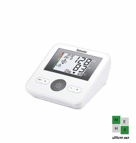 main images فشار سنج بازويي بيورر مدل BM27 BEURE Beurer BM27 Blood Pressure Monitor