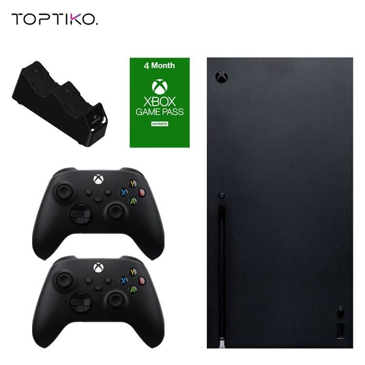 تصویر خرید کنسول Xbox Series X باندل پک 1