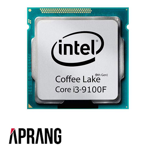 3.6GHz LGA 1151 Coffee Lake CPU Intel Core i3-9100F