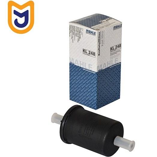 تصویر فیلتر بنزین خودرو ماهله MAHLE مدل KL 248 مناسب پژو ۴۰۵ ، پارس و وانت آریسان