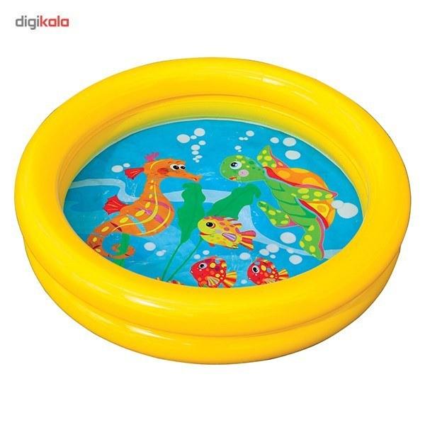 تصویر استخر بادی اینتکس مدل 59409 Intex 59409 Inflatable Pool