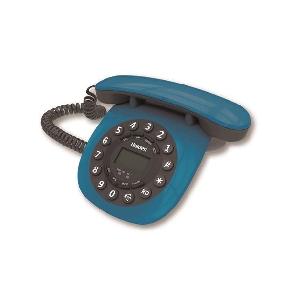 تصویر گوشی تلفن باسيم یونیدن مدل AT8601 Uniden AT8601 Corded Phone