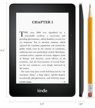 تصویر کتابخوان آمازون مدل کیندل ویاج 6 اینچی Amazon Kindle Voyage E-reader