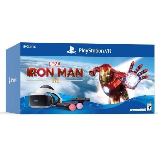 پلی استیشن VR-Bundle Iron Man