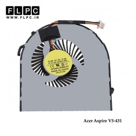 تصویر فن لپ تاپ ایسر Acer Aspire V5-431 Laptop CPU Fan