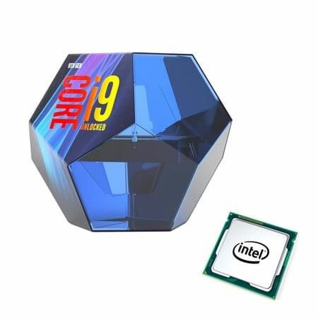 تصویر سی پی یو اینتل مدل Core i9-9900K