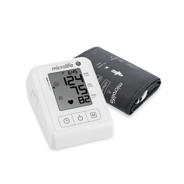 تصویر فشارسنج دیجیتال میکرولایف BP B1 Classic Microlife BP B1 Classic Blood Pressure Monitor