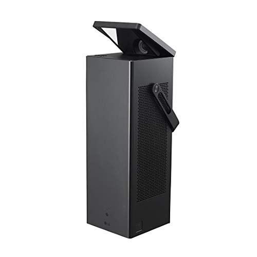پروژکتور داخلی سینمای خانگی LG HU80KA 4K UHD Laser Smart TV CineBeam - 2500 Lumens (2018)، Black