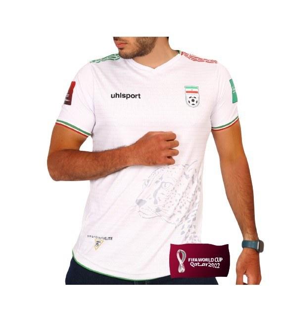 تصویر پیراهن تیم ملی ایران Iran national team jersey