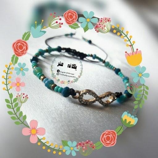 تصویر دستبند دخترانه