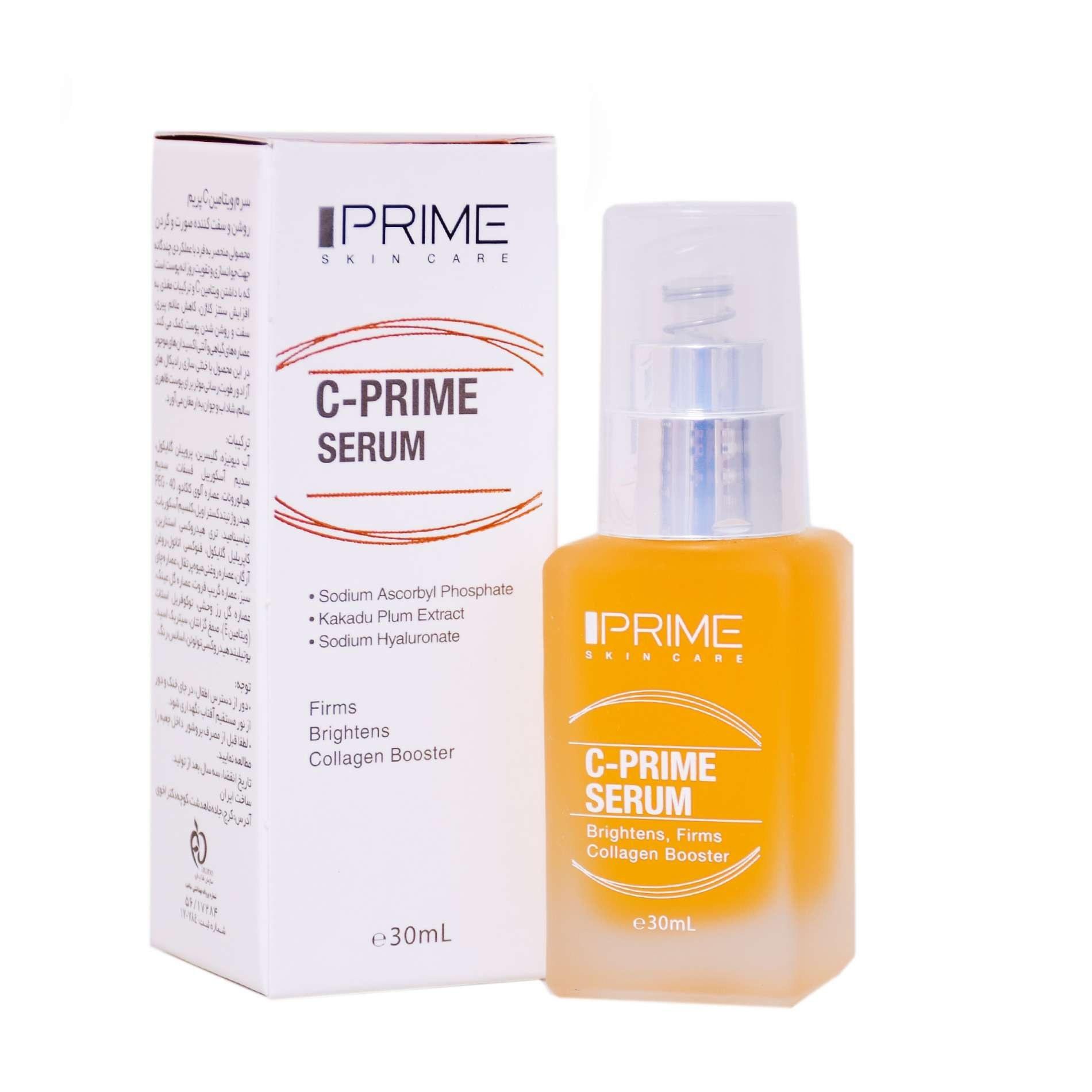تصویر سرم ویتامین C پرایم PRIME ا برند : برند :