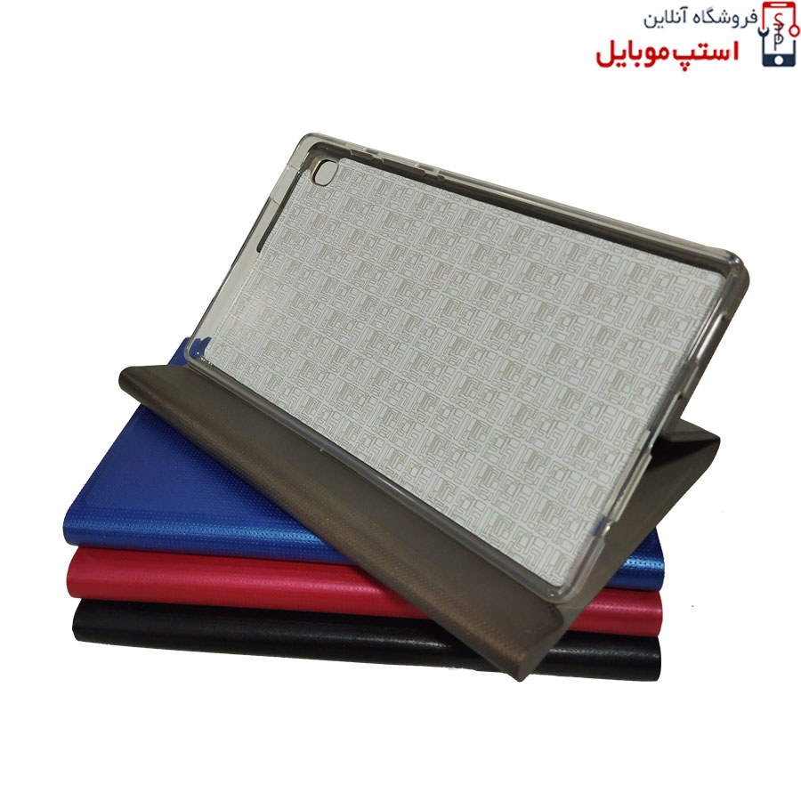 تصویر کیف کلاسوری تبلت سامسونگ Samsung Galaxy Tab A7 Lite – T225  مدل BOOK COVER