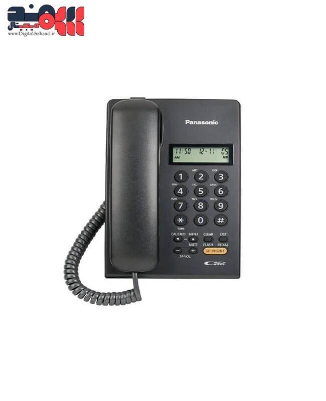 تصویر تلفن پاناسونیک مدل KX-TSC62