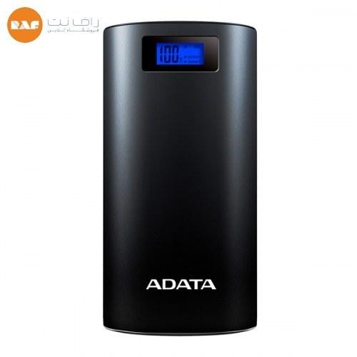تصویر پاور بانک ای دیتا P20000D 20000mAh Power Bank ADATA P20000D 20000mAh