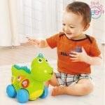 تصویر 6105 دايناسور کوچولو هولي تويز  - Baby Dino
