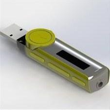 عکس MP3 پلیر سونی طراحی شده در سالیدورک  mp3-پلیر-سونی-طراحی-شده-در-سالیدورک