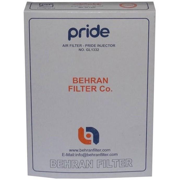 فیلتر هوا خودرو بهران فیلتر مدل GL1332 مناسب برای پراید