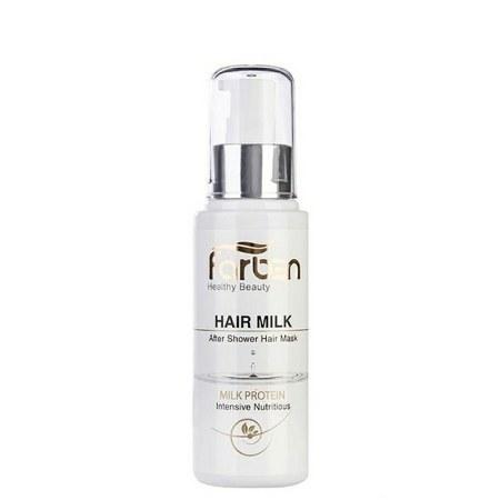عکس شیر موی مغذی و ترمیم کننده مو فاربن 100 میلی لیتر Farben Nourishing And Repairing Hair Milk For Dry And Damage Hair 100ml شیر-موی-مغذی-و-ترمیم-کننده-مو-فاربن-100-میلی-لیتر