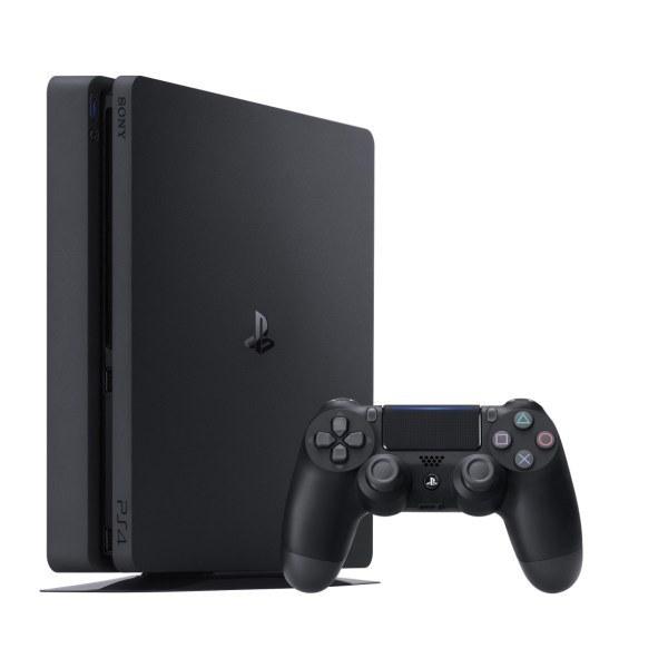 تصویر کنسول ps4 مدل Playstation 4 Slim 1TB R2 CUH 2216B ( پیش فروش )