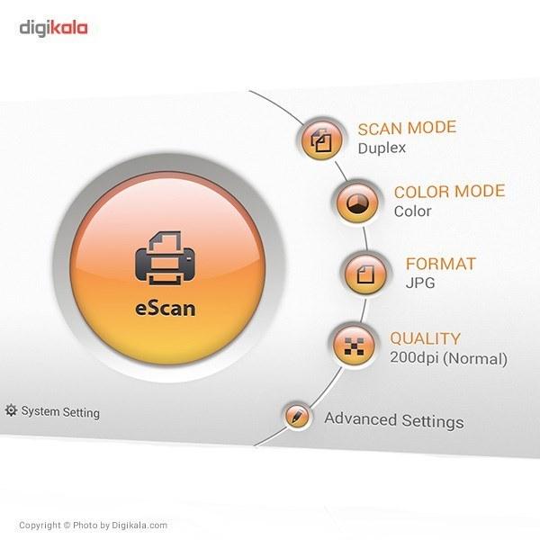 img اسکنر پلاس تک مدل ای ۱۵۰ دورو رنگی تحت شبکه Plustek A150 eScan Scanner