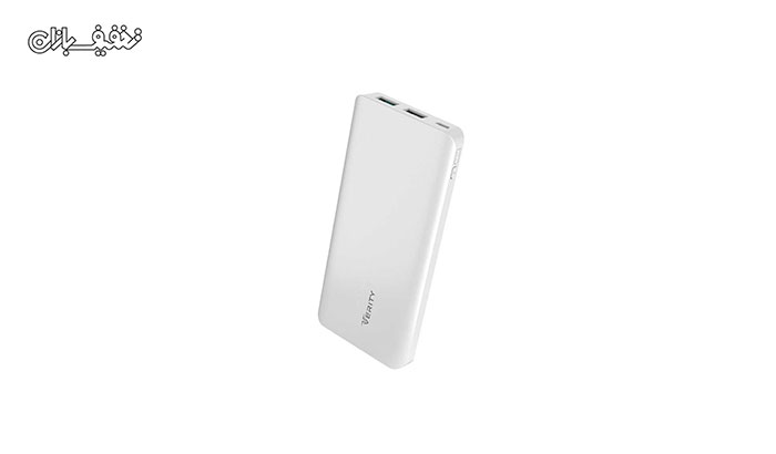 main images شارژر همراه ۱۰۰۰۰ وریتی VERITY V-PR85 VERITY V-PR85W 10000mAh Power Bank