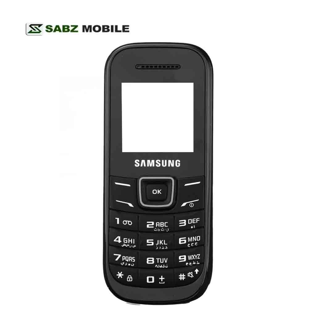 تصویر قاب اصلی کرهای سامسونگ E1200 (با شاسی) The main frame of the Samsung E1200