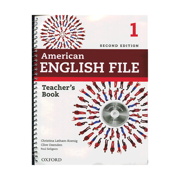 main images American English File 2nd edition 4 کتاب American English File جلد 4 ویرایش دوم