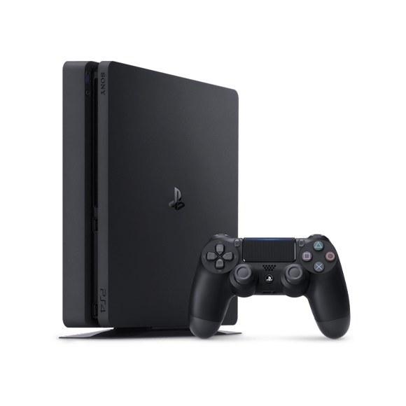 تصویر کنسول بازی سونی Playstation 4 Slim یک ترابایت ریجن 3  PlayStation 4 Slim 1TB Region 3