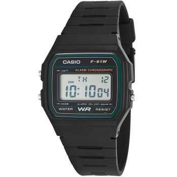 عکس ساعت مچی دیجیتال کاسیو مدل F-91W-1DG Casio F-91W-1DG Digital Watch ساعت-مچی-دیجیتال-کاسیو-مدل-f-91w-1dg