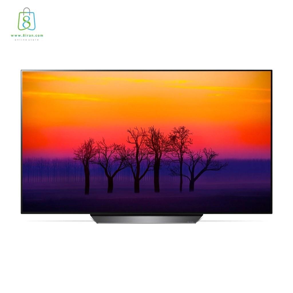 تصویر تلویزیون اولد هوشمند ال جی مدل OLED55B8GI سایز 55 اینچ ا در صفحه تخت این تلویزیون میتوانید تصاویر را با کیفیت 4K و با نسبت 16:9 تماشا کنید. در صفحه تخت این تلویزیون میتوانید تصاویر را با کیفیت 4K و با نسبت 16:9 تماشا کنید.