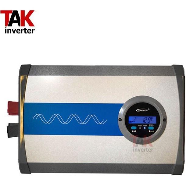 تصویر اینورتر خورشیدی 1000 وات سینوسی 12 ولت به 220 ولت EPever ipower plus inverter solar 1000 watt pure sine wave EPever IPOWER plus series