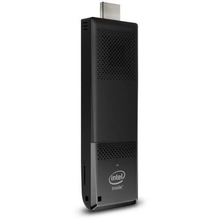 تصویر کامپیوتر کوچک اینتل Compute Stick STK1A32SC