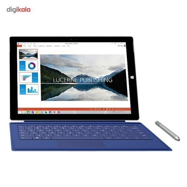 عکس تبلت مايکروسافت مدل Surface Pro 3 - A به همراه کيبورد ظرفيت 256 گيگابايت Microsoft Surface Pro 3 with Keyboard - A - 256GB Tablet تبلت-مایکروسافت-مدل-surface-pro-3-a-به-همراه-کیبورد-ظرفیت-256-گیگابایت 39