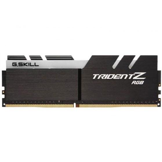 حافظه رم کامپیوتر  تک کانال فرکانس 2400MHz و ظرفیت8GB | حافظه رم کامپیوتر جی اسکیل TridentZ RGB