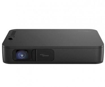 تصویر ویدئو پروژکتور اپتما Optoma LH160 : خانگی، قابل حمل، روشنایی 1500 لومنز، رزولوشن 1920x1080  Full HD