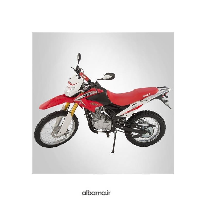 main images موتور سیکلت MKZ 200