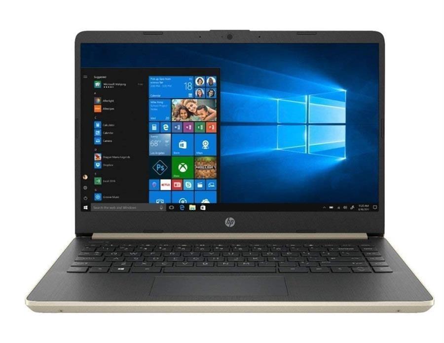 لپ تاپ ۱۴ اینچی اچ پی مدل DQ۰۰۱۱DX