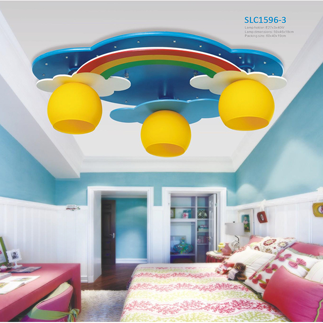 لوستر اتاق کودک(کد: slc1596-3) |