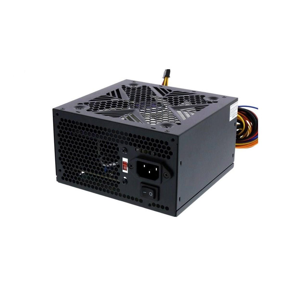 تصویر منبع تغذیه ریدمکس مدل RX-400-XT