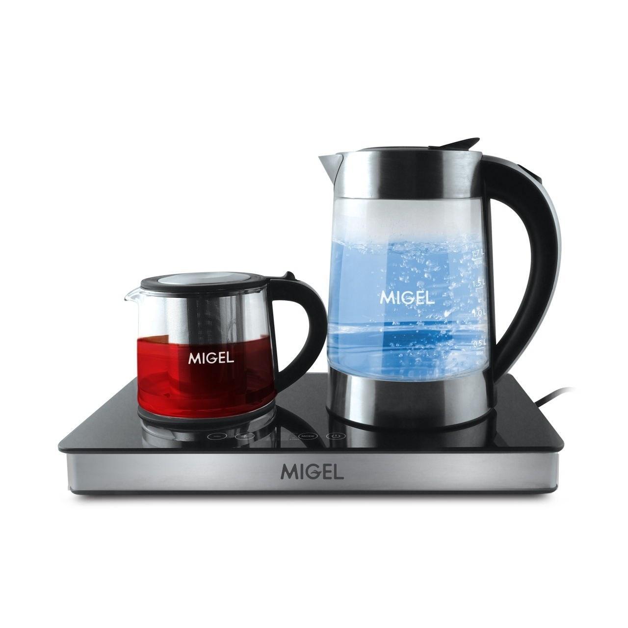 تصویر چای ساز میگل مدل GTS 122 Migel GTS 122 Tea Maker