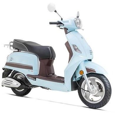تصویر موتور سیکلت بنللی مدل SETA125