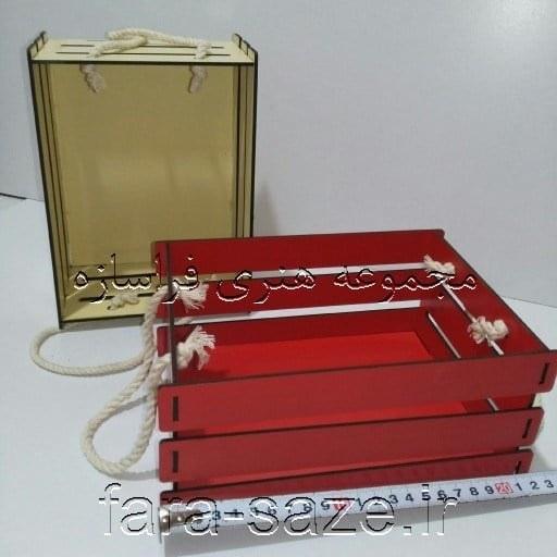 تصویر جعبه کادو و باکس گل