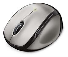 تصویر ماوس بیسیم مایکروسافت مدل موبایل مموری 8000 Microsoft Mobile Memory Wireless Mouse 8000