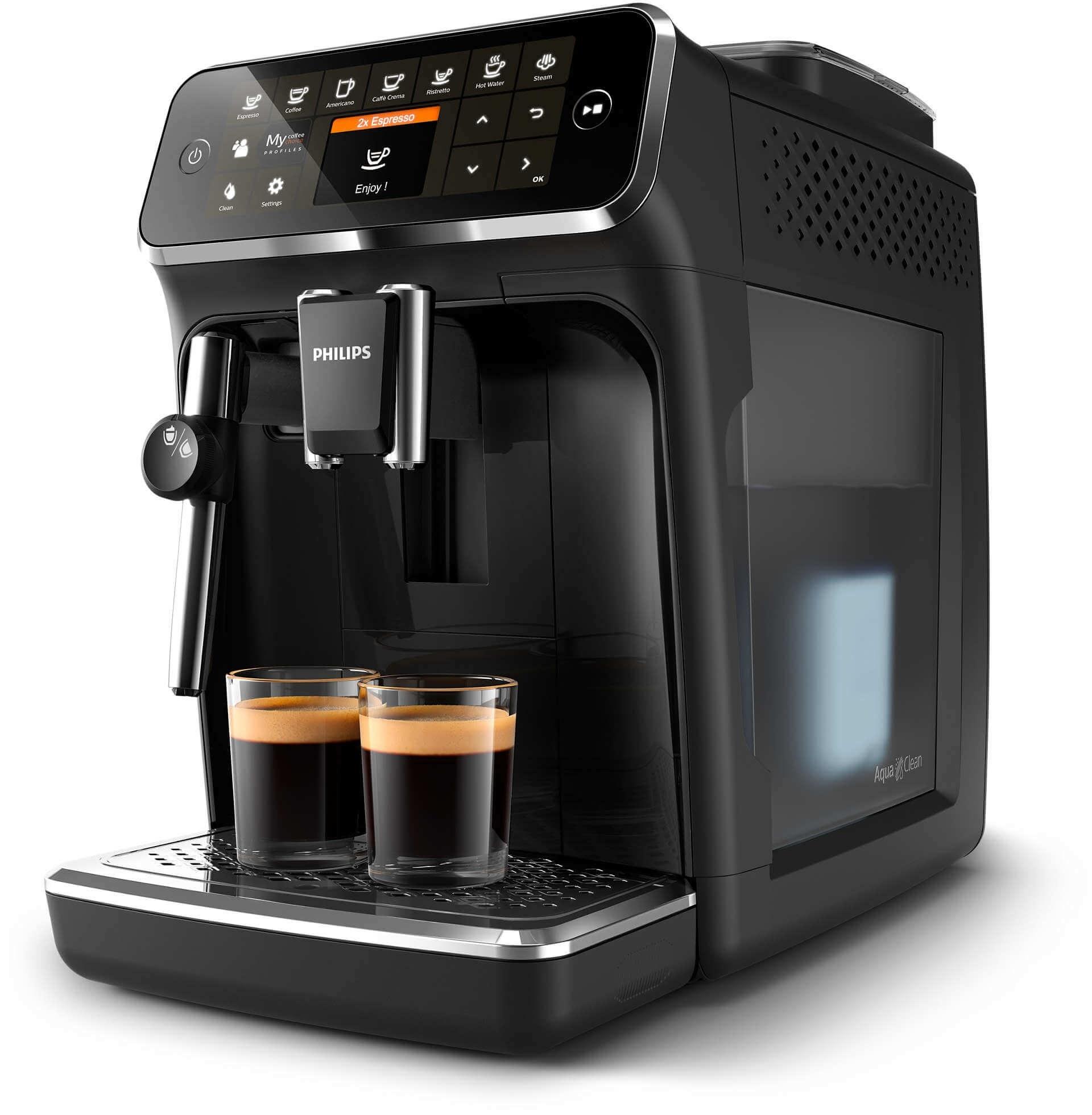 تصویر اسپرسو ساز فیلیپس هلند Philips Kaffeevollautomat 4300 Series EP4321/50