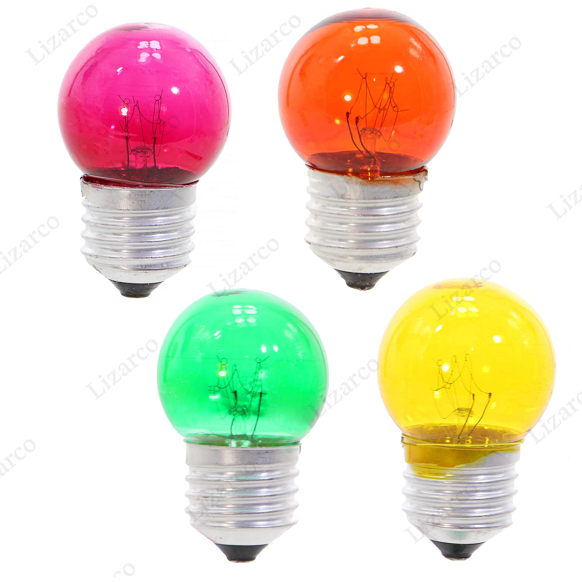 تصویر لامپ خواب رنگی 5 وات  - نارون لیان