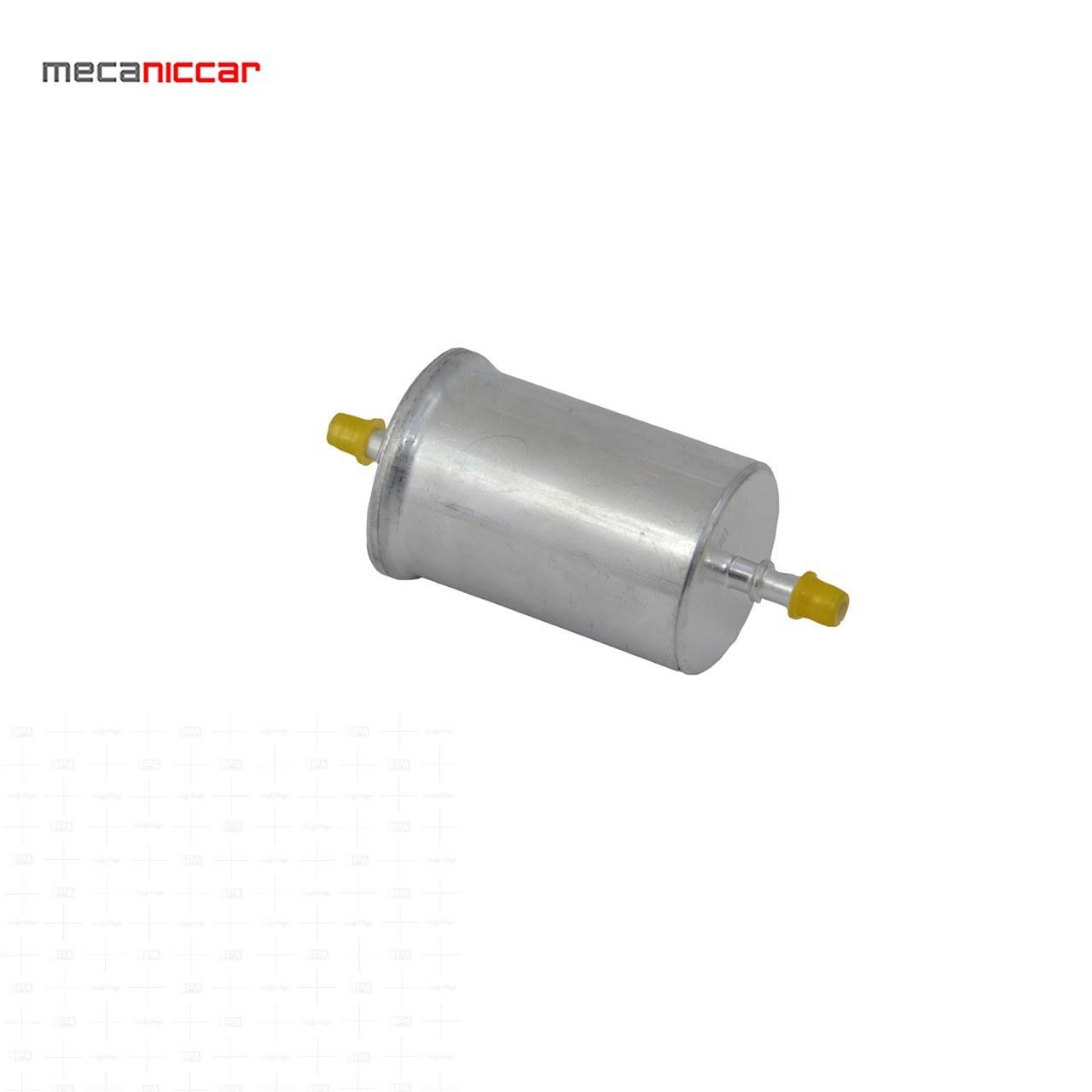تصویر فیلتر (صافی) بنزین فلزی پژو ۴۰۵ و سمند و پارس FILTER