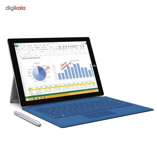 عکس تبلت مايکروسافت مدل Surface Pro 3 - A به همراه کيبورد ظرفيت 256 گيگابايت Microsoft Surface Pro 3 with Keyboard - A - 256GB Tablet تبلت-مایکروسافت-مدل-surface-pro-3-a-به-همراه-کیبورد-ظرفیت-256-گیگابایت 44